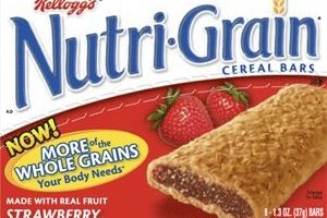 nutri grain bar