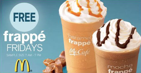 How To Make A Mcdonalds Caramel Frappe At Home