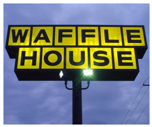 Post image for Waffle House: Free Pie