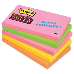 super sticky post it notes