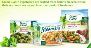 Post image for Green Giant Bagged Vegetables Printable Coupon (Free at Harris Teeter)