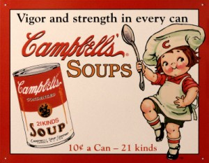 Post image for Target: Campbell's Great for Cooking Condensed Cream Soups $.55