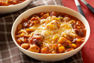 Post image for Recipe: Chicken Chili in the Crockpot