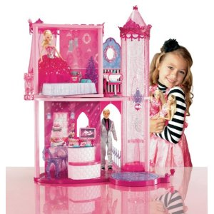 barbie fairy tale palace