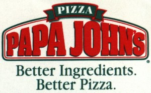 Post image for Papa Johns: Possible 15 Free Points