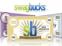 Post image for Friday is Mega Swag Bucks Day
