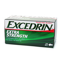 Post image for First 100,000 Get A Free Bottle of Excedrin