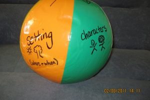frugal fun beach ball