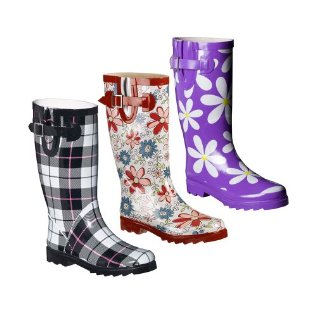Target: Women's Rain Boots 50% Off Plus FREE Shipping