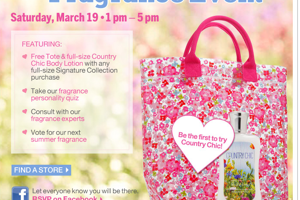 Bath-and-Bodyworks tote