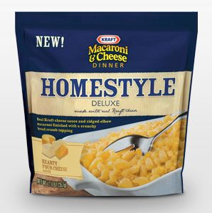 Kraft Homestyle Macaroni and Cheese Coupon