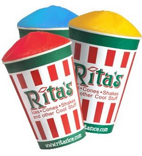 Post image for Reminder: First Day of Summer- $2 Rita's Italian Ice