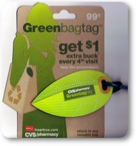 Post image for CVS Green Bag Tag Programming Ending