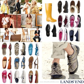 Post image for Lands End: $40 off of $100 + FREE Shipping