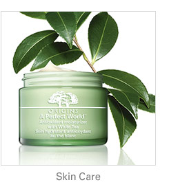 Post image for Earth Day Freebie: Origins Free Moisturizer