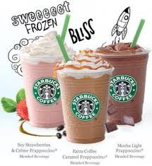 Post image for LAST DAY: Starbucks: $1 Off Each Frappuccino When You Buy 2