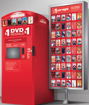 Post image for Free Redbox Rental (5/29 Only)