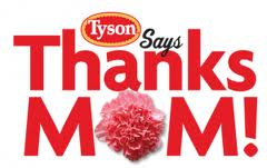 tyson thanks mom