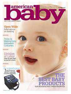 Post image for Free Subscription To American Baby Magazine