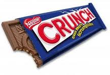 nestle crunch single