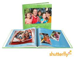 Post image for Free Photo Book from Shutterfly