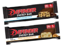 defender energy bar