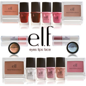 Post image for $25 ELF Cosmetics Gift Card with $35 Purchase!