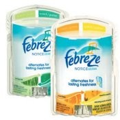 Post image for Rite Aid: FREE Febreze Noticeables