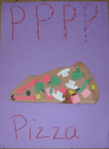 kids frugal fun pizza