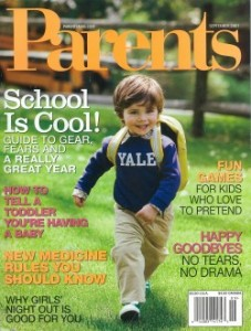 Post image for Parents Magazine $3.50/Yr