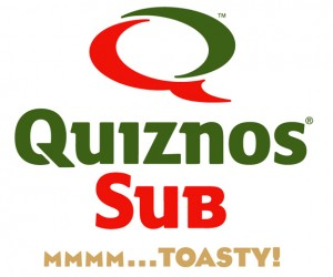 Post image for Free Sub At Quizno's