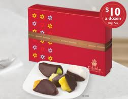 Post image for Edible Arrangements: Box of Dipped Fruit $10