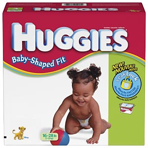 Post image for CVS:  Huggies Diapers Deal