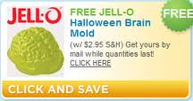 jell-o brain mold