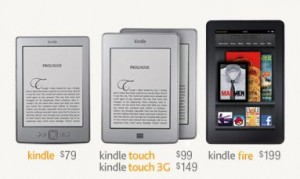 Post image for HOT Amazon Kindle Touch Deal at Target