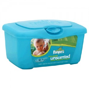 Post image for New Pampers Wipes Coupon: Target Wipes Under $.03 Each