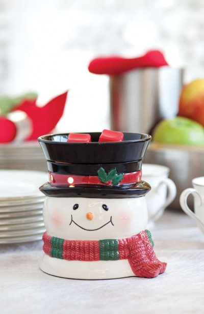 "Post image for Nationwide Give Away: Scentsy ""Bluster"" Warmer"