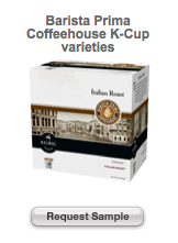 Post image for FREE K-Cup Sample From Barista Coffee
