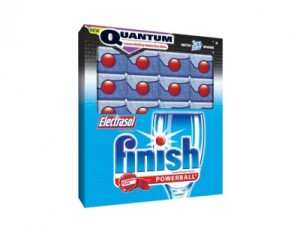 Post image for Finish Powerball Tablets $.11 Per Load Shipped!