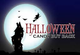 halloween candy buy back