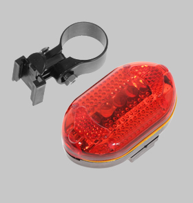 Post image for 5 LED Bike Safety Light $2
