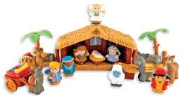 Post image for Fisher Price Little People Nativity Set $27.99