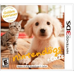 Post image for A Chick's Opinion: Nintendogs + Cats