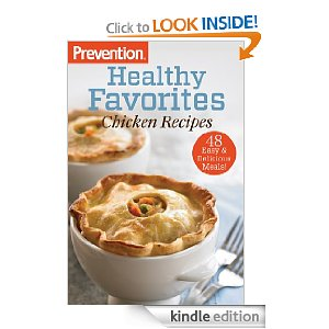 Post image for Free Cookbook: Chicken Recipes: 48 Easy and Delicious Meals