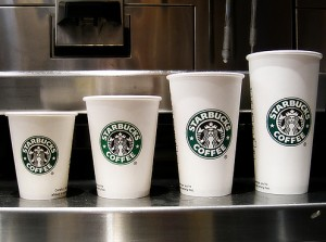 Post image for Starbucks Sells $1 Reuseable Cups For Long Term Discount
