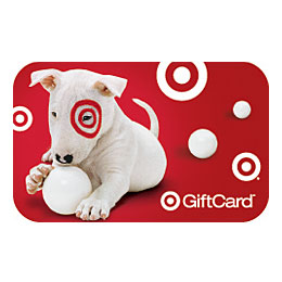 Post image for Target: Get A $10 Gift Card With $75 Online Purchase