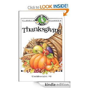 Post image for Amazon Free Book: Thanksgiving Cookbook