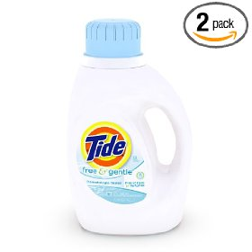 Post image for Amazon: Tide HE Laundry Detergent (50oz) $4.93 Each Shipped
