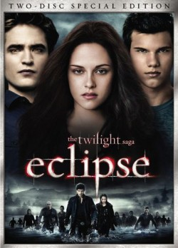 "Post image for Twlight Saga ""Eclipse"" DVD $5.25"