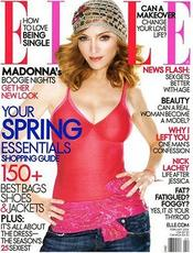 Post image for Elle Magazine $4.50/yr
